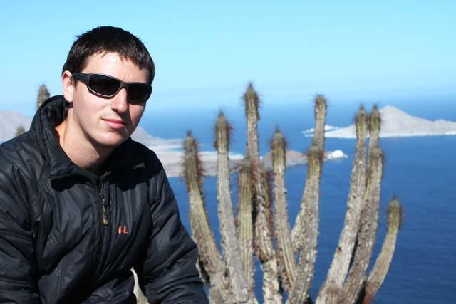Ostrov Pan de Azúcar je známy tým, že tu zimujú tučniaky v piesku.