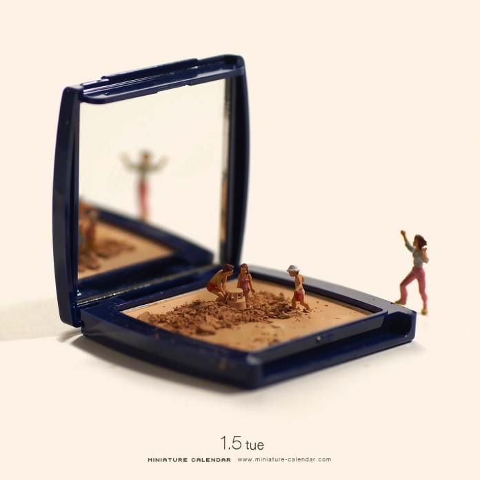 miniaturne diela