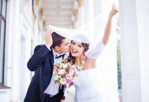 vydávať, svadba
