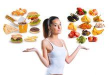 chyby v stravovaní