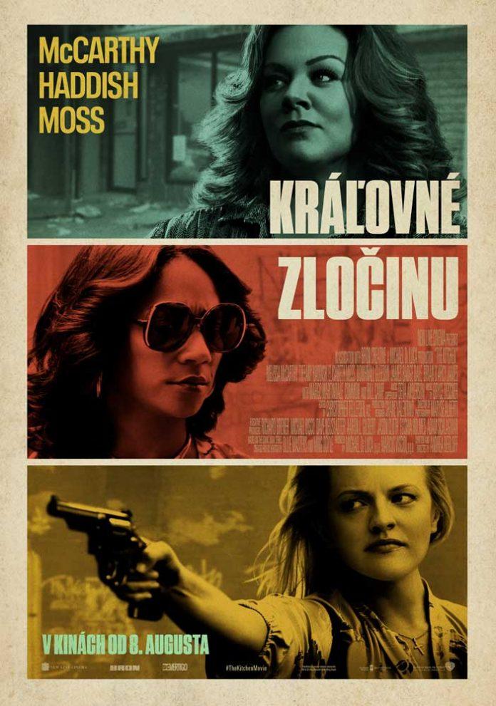 Kráľovné zločinu film