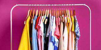 oblečenie žiarivých farieb
