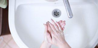 umývanie rúk, Dove