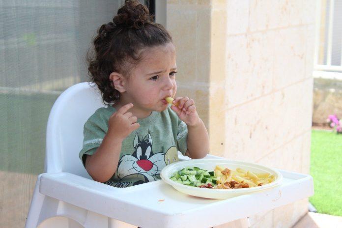 diety v detskom veku