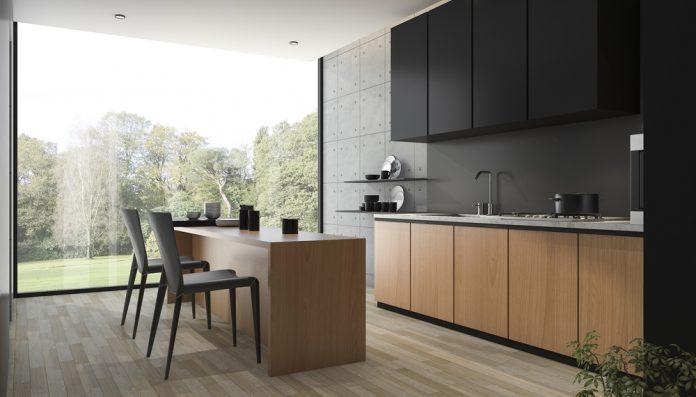 modernizáciu kuchyne