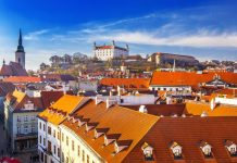 letna dovolenka na Slovensku