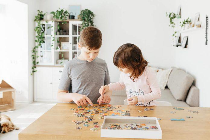 Stavanie puzzle
