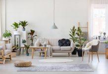 zútulnenie obývačky