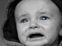 bábätká plačú