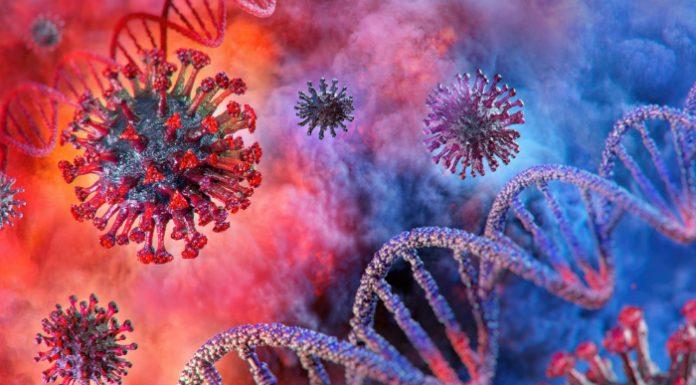 chrániť pred nebezpečným koronavírusom