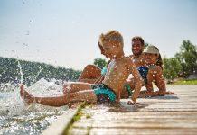 letné prázdniny